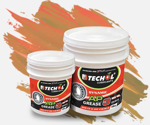 Automotive Grease – Techol Lubricants